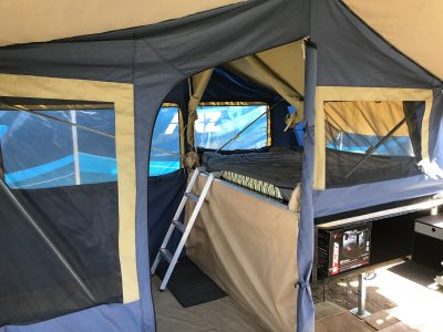 Marlin Escape Camper trailer