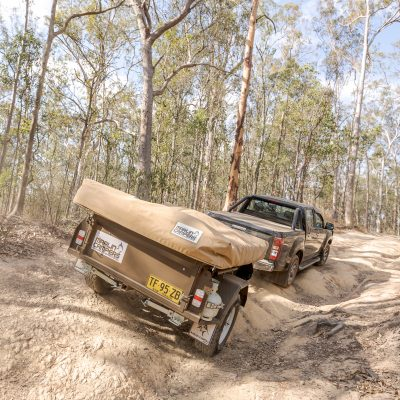 Off Road CamperTrailer